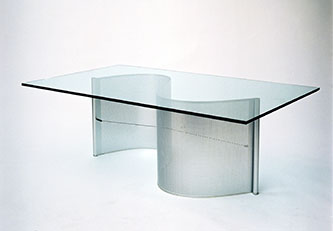 Table haute Onde